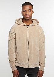 Hooded-Zipper Nikki sand