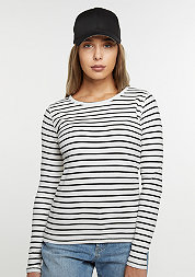 Stripes white/black