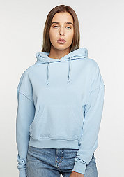 Hooded-Sweatshirt light blue