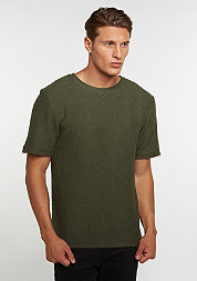 Terry Tee olive
