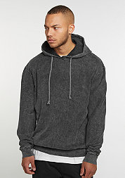 Hooded-Sweatshirt Rib charcoal