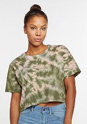 T-Shirt Batik Tee olive