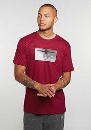 T-Shirt Ballin ruby