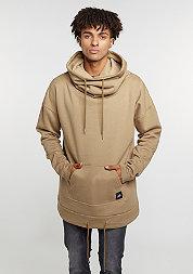 Hooded-Sweatshirt Ultra Oversized sand