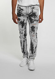 Jeans Robal Destroyed grey tie dye