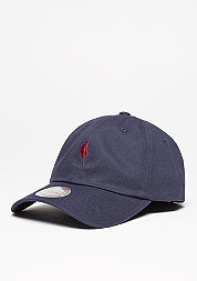Baseball-Cap Dribbler Logo Low Pro NBA navy/burgundy