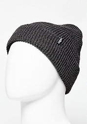 Beanie Fisherman charcoal melange