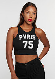 Paris Croptop black