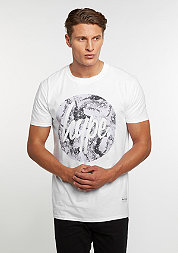 T-Shirt Mono Sands Circle white