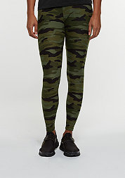 Leggings Camo woodland