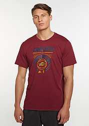 T-Shirt GFX 4 Cavaliers red