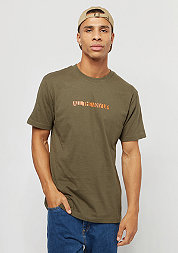 T-Shirt All The Way Up olive