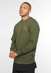Sweatshirt NY olive