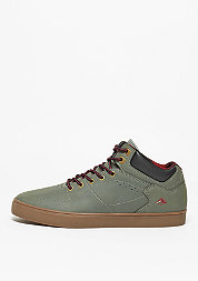 The HSU G6 grey/gum/red