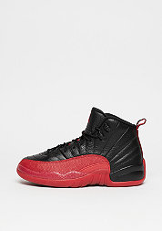 Basketballschuh Air Jordan 12 Retro BG black/varsity red
