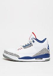 Basketballschuh Air Jordan 3 Retro OG white/fire red/tr bl/cmnt gry