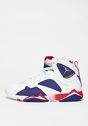 Basketballschuh Air Jordan 7 Retro white/metallic gold coin/deep royal