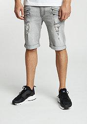 Jeans-Short Gork grey