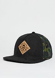 Trucker-Cap CL Hunting black/woodland