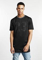 T-Shirt Legend Long black/white