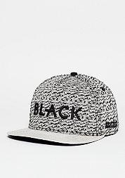Snapback-Cap BL Presidental terrapin/black