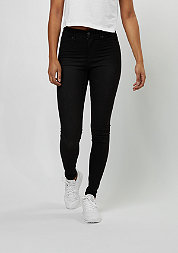 Jeans High Spray black sin
