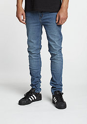 Jeans Tight blue wave