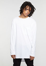 Longsleeve Trap white