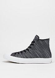Schuh CTAS II Knit Hi black/black/white
