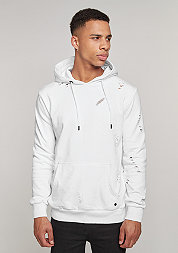 Hooded-Sweatshirt Shoreditch white
