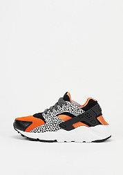 Retroenrunner Huarache Run Safari white/black/clay orange