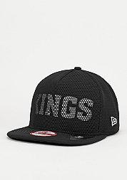 Snapback-Cap Mesh Overlay NHL Los Angeles Kings black