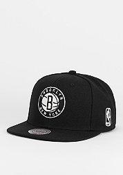 Black & White NBA Brooklyn Nets