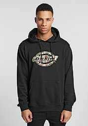 Hooded-Sweatshirt Houston black