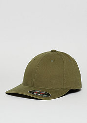 Baseball-Cap Garment Washed Cotton Dad loden