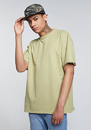 T-Shirt Oversized light olive