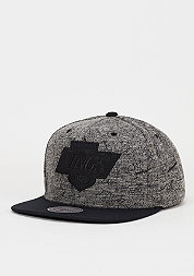 Snapback-Cap Grounded NHL Los Angeles Kings white