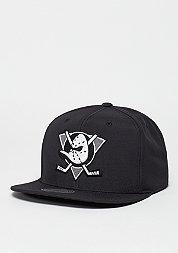 Snapback-Cap Milo NHL Anaheim Ducks black