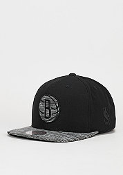 Snapback-Cap Motion NBA Brooklyn Nets black
