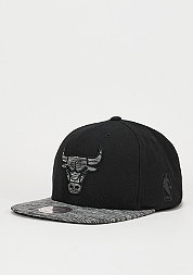 Snapback-Cap Motion NBA Chicago Bulls black