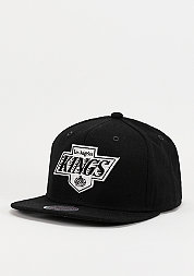 Snapback-Cap Neo Grid NHL Los Angeles Kings black