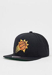 Snapback-Cap Wool Solid NBA Phoenix Suns black