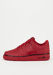 Schuh Air Force 1 07 gym red/gym red