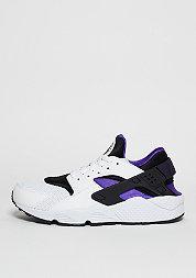 Schuh Air Huarache white/hyper purple/black