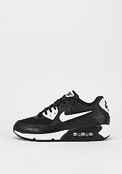 Schuh Wmns Air Max 90 Essential black/white/metallic silver