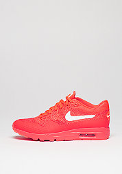 Schuh Wmns Air Max 1 Ultra Flyknit bright crimson/white/university red