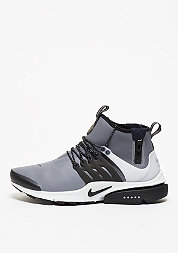 Schuh Air Presto Utility Mid-Top cool grey/black/off white