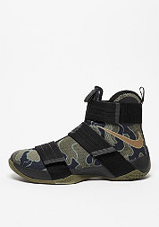 Basketballschuh LeBron Soldier 10 SFG black/bamboo/medium olive
