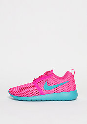 Laufschuh Roshe One Flight Weight (GS) pink blast/gamma blue