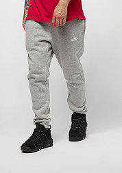 Trainingshose Sportswear Jogger dark grey heather/white